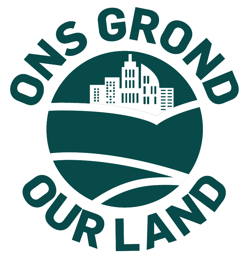 Our Land / Ons Grond